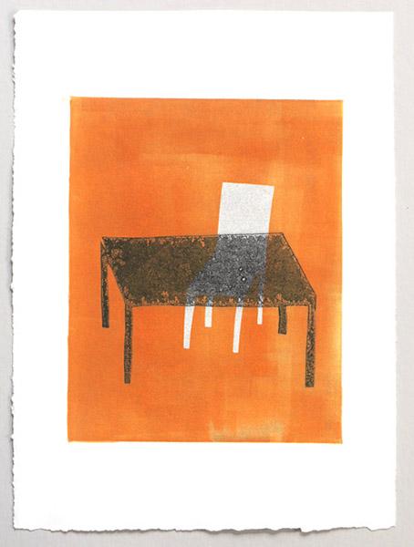 'Le pere', Monotype, 2011