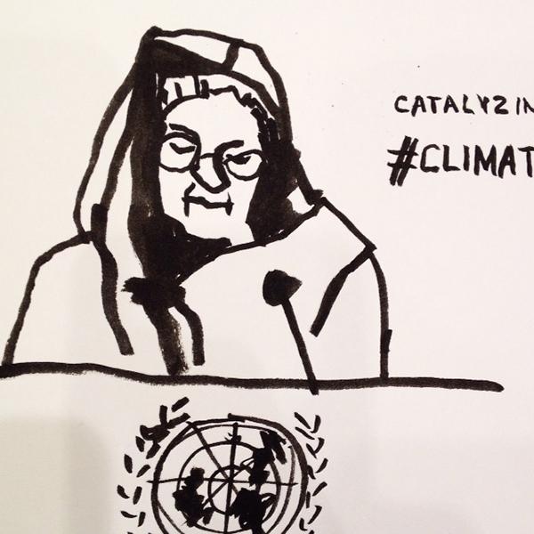 UN Climate Summit, 2104