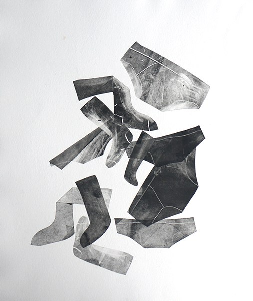 Laundry, Monotype, 2013